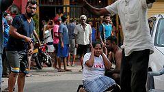 293 muertos y una nueva explosión en Sri Lanka