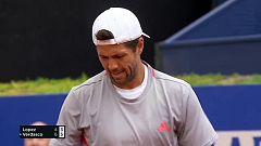 Tenis - ATP 500 'Trofeo Conde de Godó': Feliciano López - Fernando Verdasco