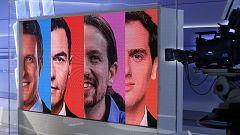 Especial informativo - El primer debate. 28A: Tú decides