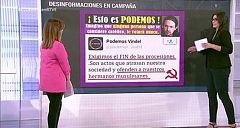 Maldita.es verifica junto a RTVE los datos del debate electoral