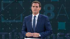"""Rivera, en su minuto de oro: """"Los españoles ya no vamos a callar nunca más, el 28 de abril vamos a votar, vamos a ganar"""""""