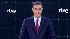 """Sánchez: """"Les pido que hagamos una enorme moción de censura"""""""