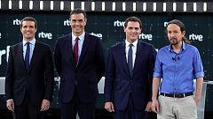 Especial informativo - Debate a cuatro