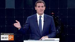 """Sánchez afea a Rivera su """"cordón sanitario"""": """"Qué decepción"""""""