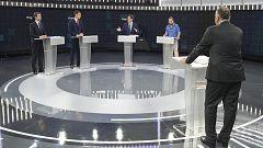 Los cinco mejores momentos del debate de RTVE