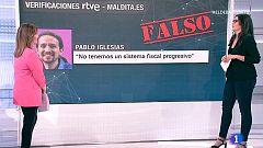 Verificación: España sí tiene un sistema fiscal progresivo y el PP no redujo un 4,5% la brecha salarial