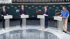 Telediario matinal en cuatro minutos - 23/04/2019