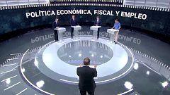 La verificación del debate a cuatro en RTVE