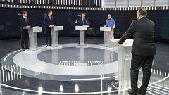 La otra cara del debate a cuatro en RTVE