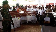 Sri Lanka en estado de emergencia con 40 detenidos por los atentados del domingo