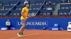 Tenis - ATP 500 'Trofeo Conde de Godó': Taylor Fritz - Kei Nishikori