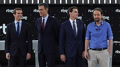 Telediario 1 en cuatro minutos - 23/04/19