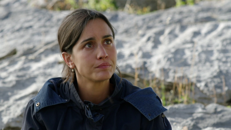 Sara Campos habla de su pasado a Víctor Gamero