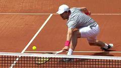 Tenis - ATP 500 'Trofeo Conde de Godó': David Ferrer - Mischa Zverev