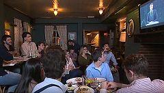 Jóvenes expertos en oratoria juzgan a los candidatos en el debate de RTVE