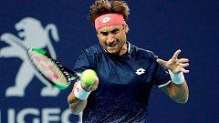 David Ferrer debuta con victoria en su último Godó