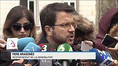 Aragonés no declara perquè el seu processament no està del tot arxivat