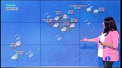 El temps a les Illes Balears - 23/04/19