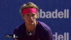 Tenis - ATP 500 'Trofeo Conde de Godó': Nicolás Jarry - Alexander Zverev