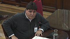 """Un exdirectivo de Unipost atribuye a """"errores"""" de ellos que se emitieran y anularan facturas a la Generalitat en un mismo día"""