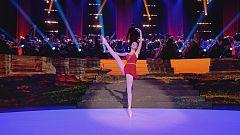 Elisabetta realiza su mejor actuación en la final