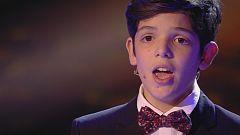 La maravillosa voz celestial de Raúl en su actuación final
