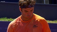 Tenis - ATP 500 'Trofeo Conde de Godó': Félix Auger-Aliassime - Malek Jaziri