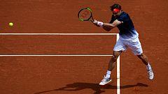 Tenis - ATP 500 'Trofeo Conde de Godó': David Ferrer - Lucas Poulille
