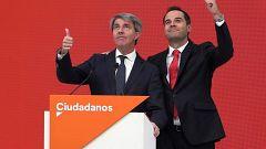 Ángel Garrido deja el PP y ficha por Ciudadanos para las autonómicas