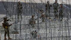 """Trump enviará """"soldados armados"""" a la frontera con México"""