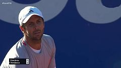 Tenis - ATP 500 'Trofeo Conde de Godó': Grigor Dimitrov - Fernando Verdasco