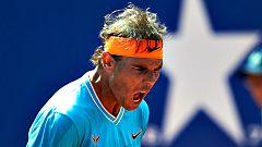 Nadal y Ferrer se citan en cuartos de final del Godó