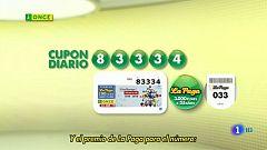 Sorteo ONCE - 24/04/19