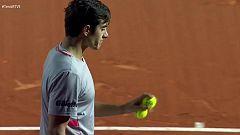 Tenis - ATP 500 'Trofeo Conde de Godó': Christian Garín - Denis Shapovalov