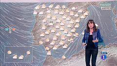Hoy, viento fuerte en el norte peninsular, centro, mediterráneo y Baleares