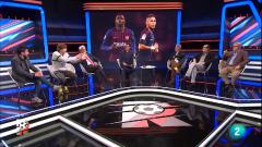 El Rondo - Neymar vs. Dembélé