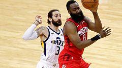 Los Rockets eliminan a los Jazz de Ricky Rubio