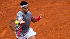 Tenis - ATP 500 'Trofeo Conde de Godó': Dominic Thiem - Jaume Munar