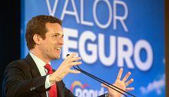 Los candidatos intensifican sus actos en Galicia, Andalucía y Barcelona el penúltimo día de campaña