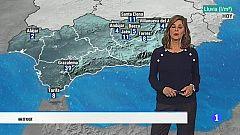 El tiempo en Andalucía - 25/4/2019