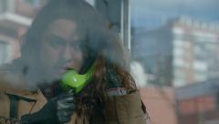 Cuéntame cómo pasó - Paquita llama por teléfono a Olga para pedirle dinero