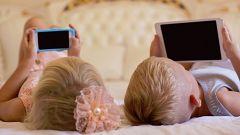 La OMS recomienda que los menores de cinco años no pasen más de una hora diaria ante pantallas