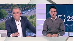 Los desayunos de TVE - Teodoro García Egea, candidato del PP al Congreso por Murcia