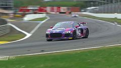 Automovilismo - GT4 European Series 2ª carrera Prueba Nogaro Resumen