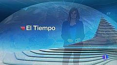 El tiempo en Extremadura - 26/04/19