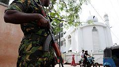 Rezos entre fuertes medidas de seguridad en Sri Lanka