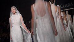 Finalizan los desfiles de la moda nupcial