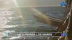 España Directo  - Fragata rusa siglo XVIII
