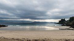 Cielos nubosos, con probabilidad de algunas precipitaciones en el extremo norte peninsular