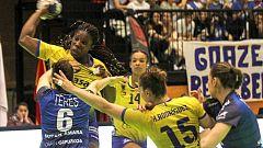 Balonmano - Copa de la Reina 1/4 Final: Super Amara Bera Bera - Rocasa Gran Canaria